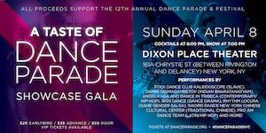 12th Annual 'Taste Of Dance Parade' Showcase Gala