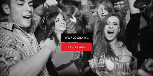 World Crawl Las Vegas - Gold Crawl