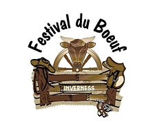 Festival du Boeuf d'Inverness inc. logo