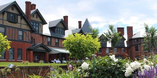 Garden Tea Party at The Inn