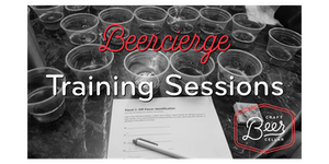 Beer Training Sessions