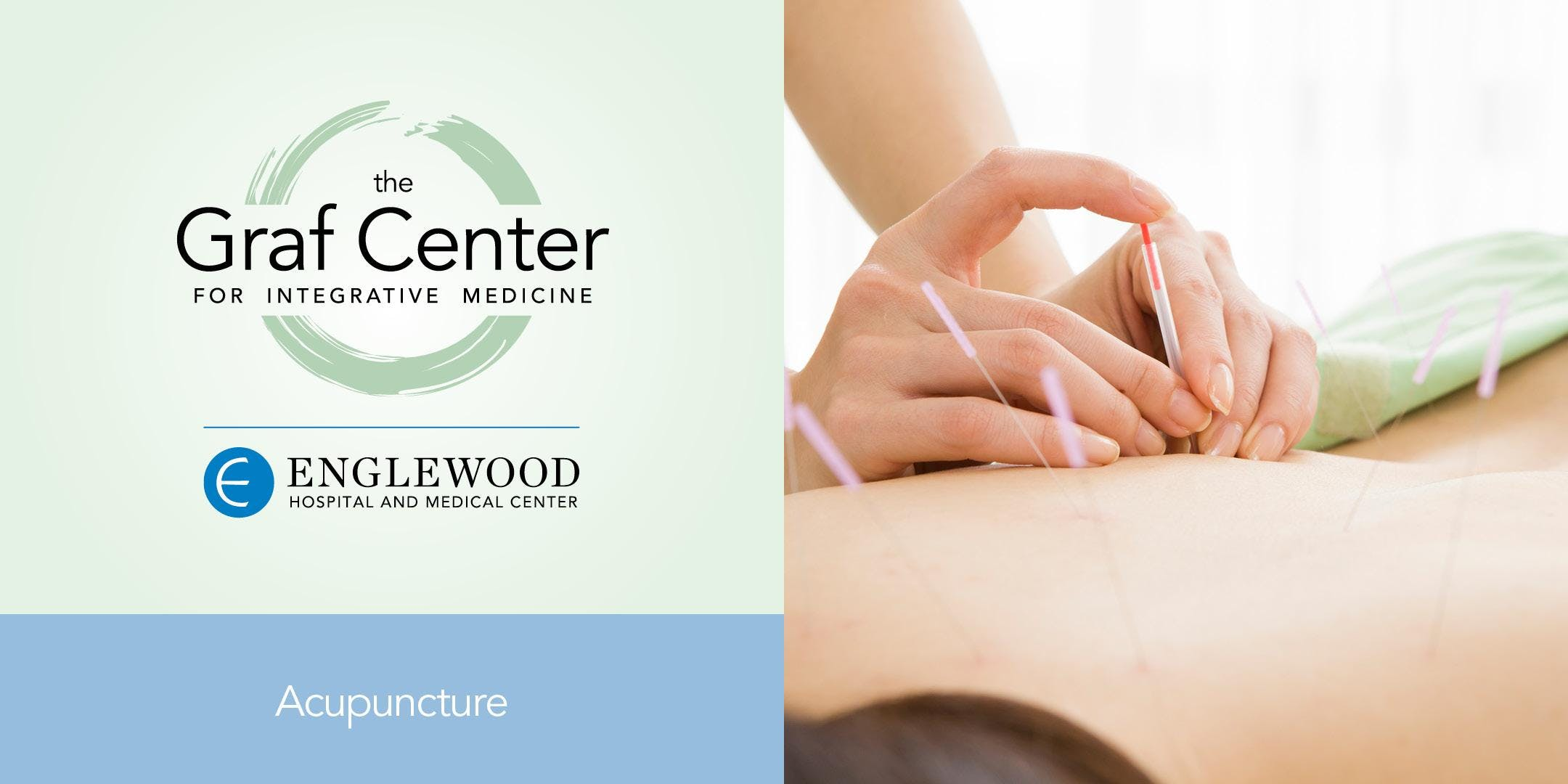 More info: Acupuncture for Aches and Pain (MAY 14)