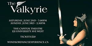 The Valkyrie: An Epic Adventure Told Through Dance
