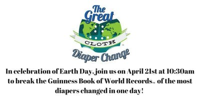 event in Portland: 2018 Great Cloth Diaper Change at Milagros Boutique
