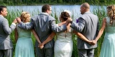 #Wedding 2nd Annual Goshen Bridal Show