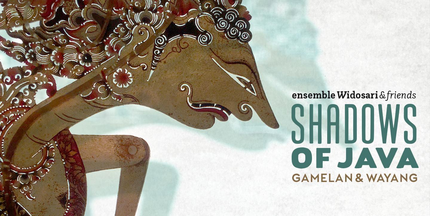 Shadows of Java - Gamelan en Wayang, Ensemble