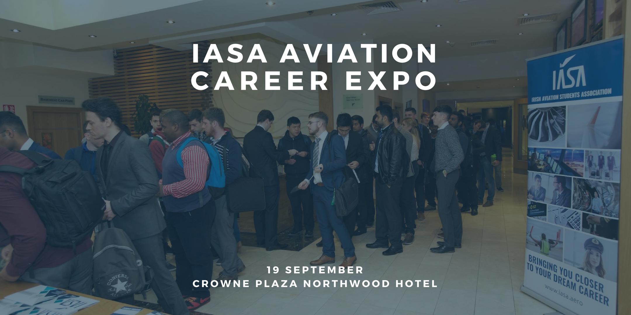 IASA Aviation Career Expo