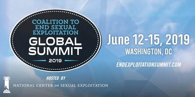 2019 Coalition to End Sexual Exploitation Global Summit