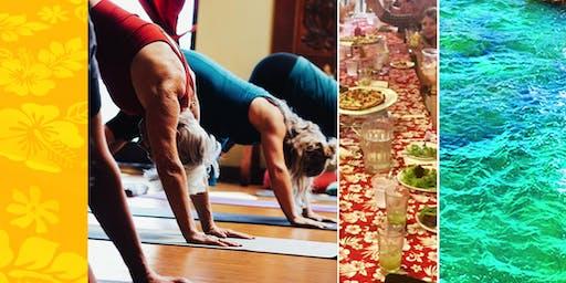 Kauai's Vision Quest Yoga Retreat, September 28-Oct 4th 2019