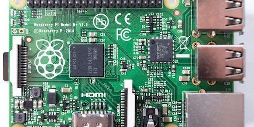 Raspberry Pi with Python (4 Days: Mon - Thus)