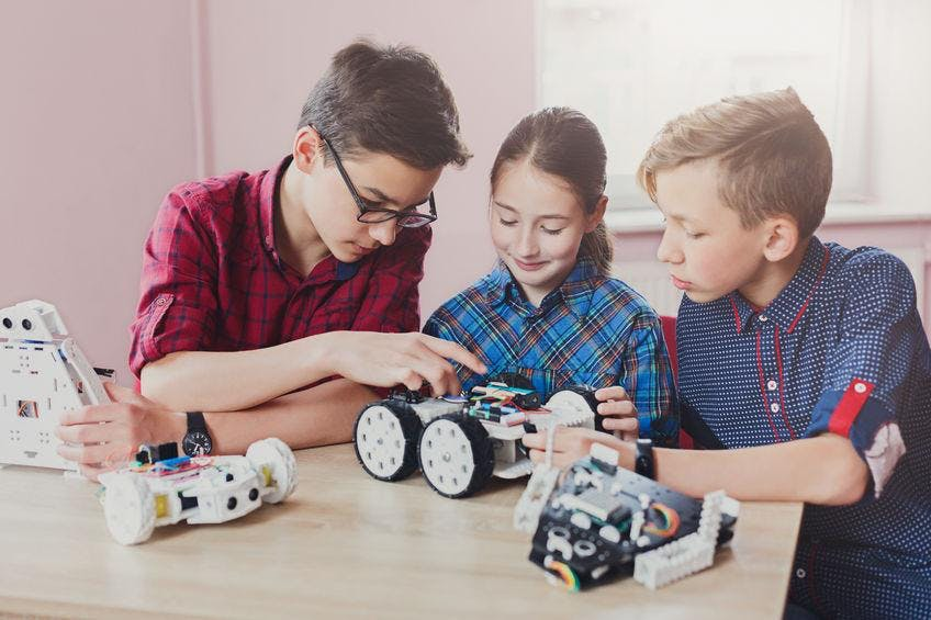 Robotics with Lego Mindstorms (5 Days)