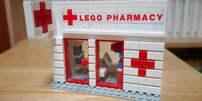 Workshop Lego Serious Play farmacisti