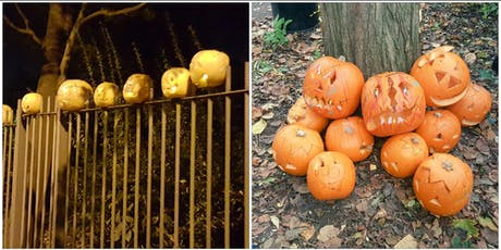 Volunteer session - with Free Halloween Pumpkin Carving - St Pauls Park - Islington - Sunday noon tickets