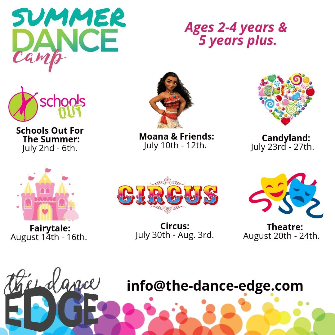 Dance Camp: Theatre Camp
