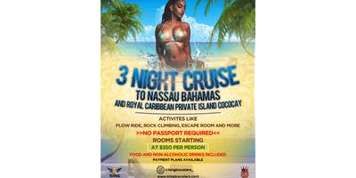 3 Day Bahamas Cruise