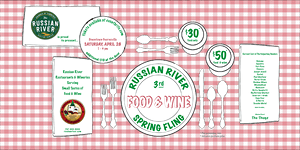 Russian River Food and Wine Spring Fling 2018