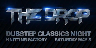 event in New York City: The Drop - Dubstep Classics Night