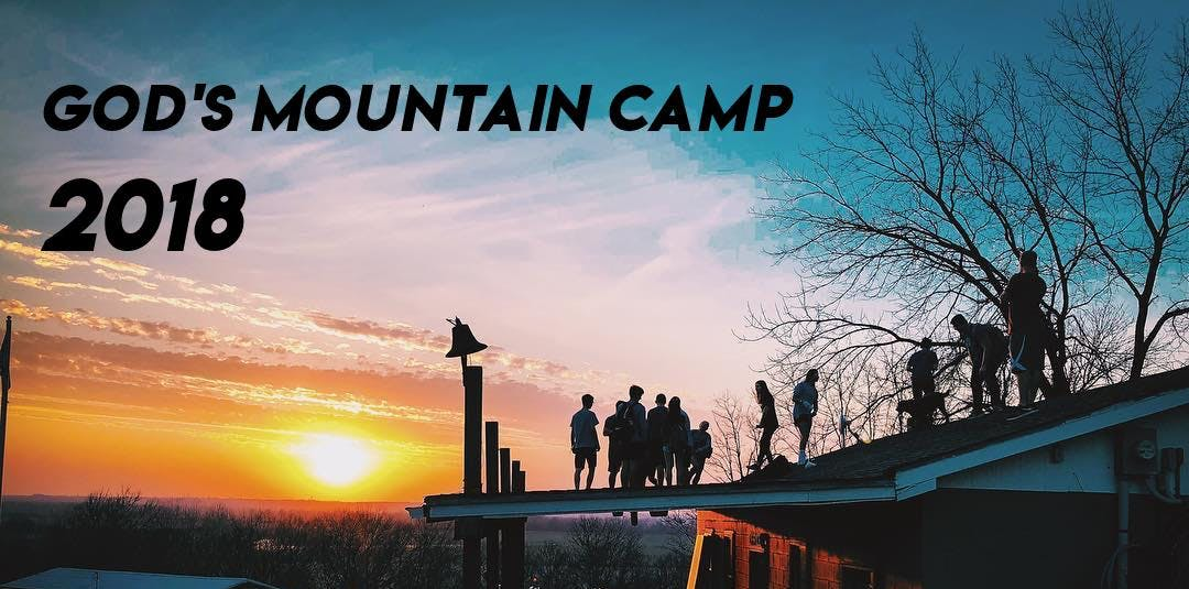 Sr High Girls Camp (July 16-20th)