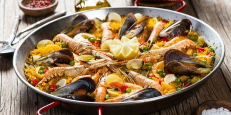 Spanish Paella de Marisco and Tapas Cooking Class at the Farm New Paltz  tickets