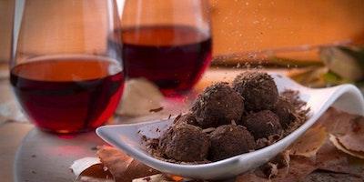 Savor the Moment - A Decadent Wine + Chocolate Meditation
