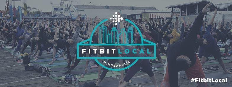 Fitbit Local Bodyweight Bootcamp, Run & Yoga
