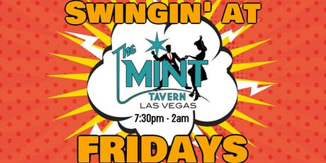 Swingin' At The MINT! tickets