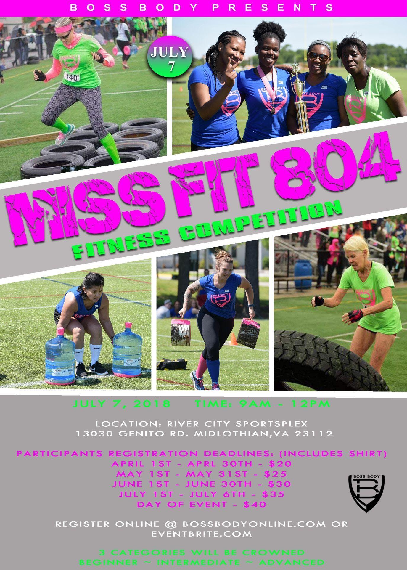 Miss Fit 804
