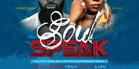 SoulSpeak tickets
