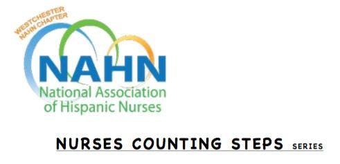 NURSES COUNTING STEPS - Meet Up