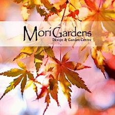 Mori Gardens  logo