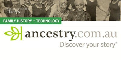 Learn to Use Ancestry.com - Strathpine Library