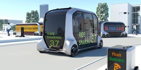 Autonomous Vehicles Expo tickets