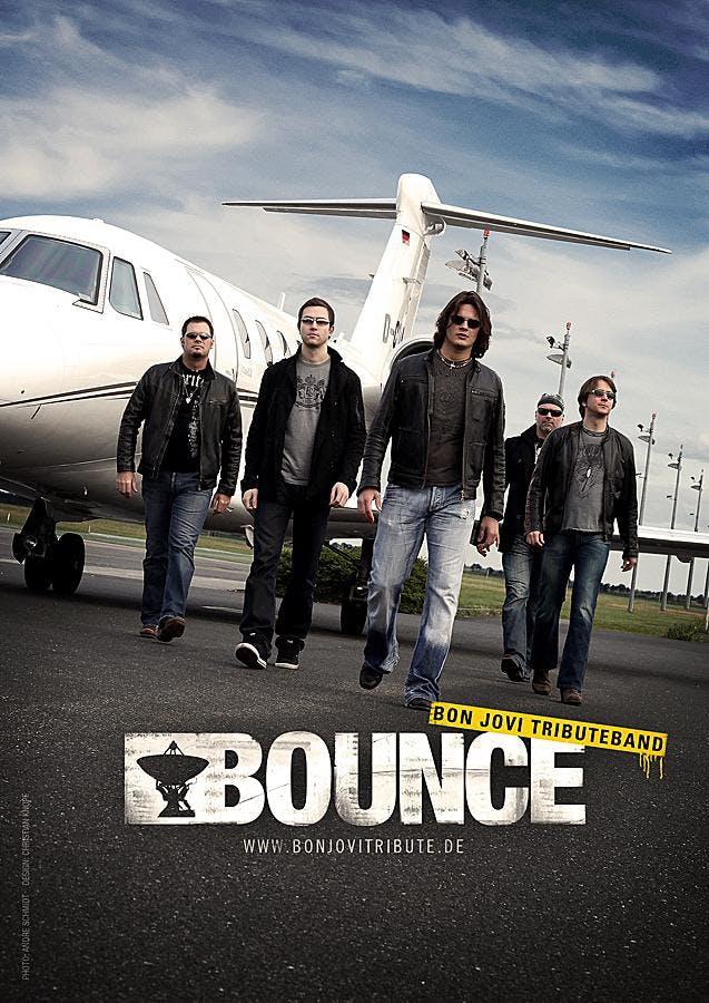 Pitt Event präsentiert – Bounce