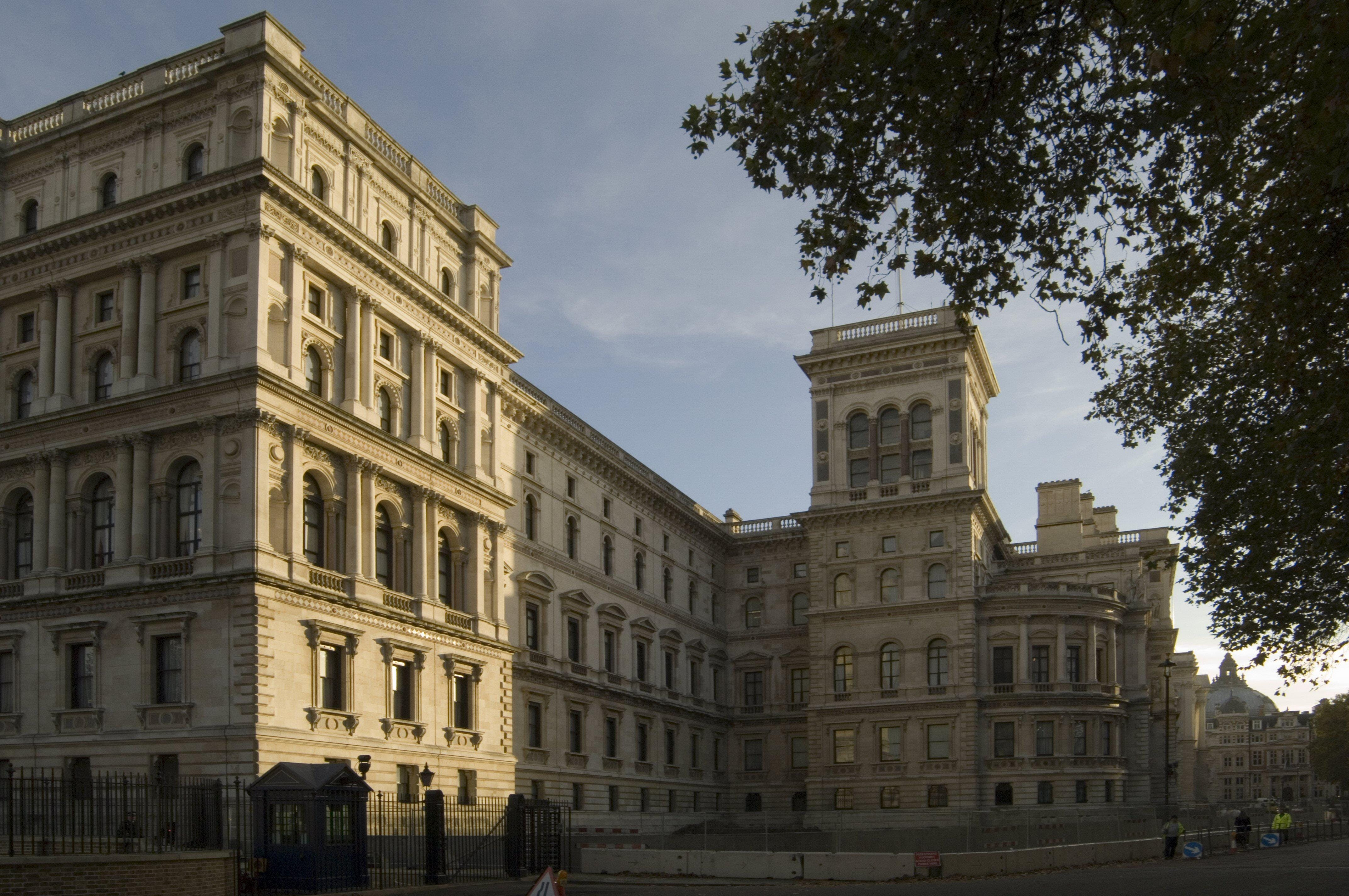 LFA: Foreign and Commonwealth Office tour