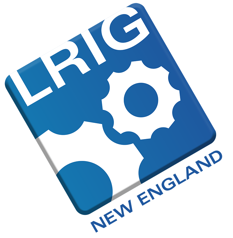 LRIG New England Scientific Meeting - May 1,