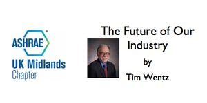 ASHRAE Distinguished Lecture on The Future of Our Indus...