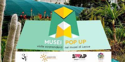 MUSEO POP-UP - Visite sorprendenti all'ORTO BOTANICO