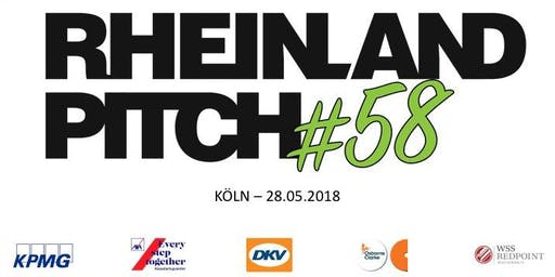 Rheinland-Pitch #58 in Köln
