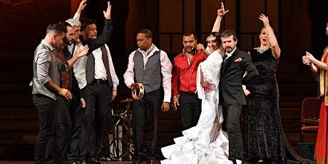 Opera y Flamenco | Palau de la Música Catalana, Barcelona entradas