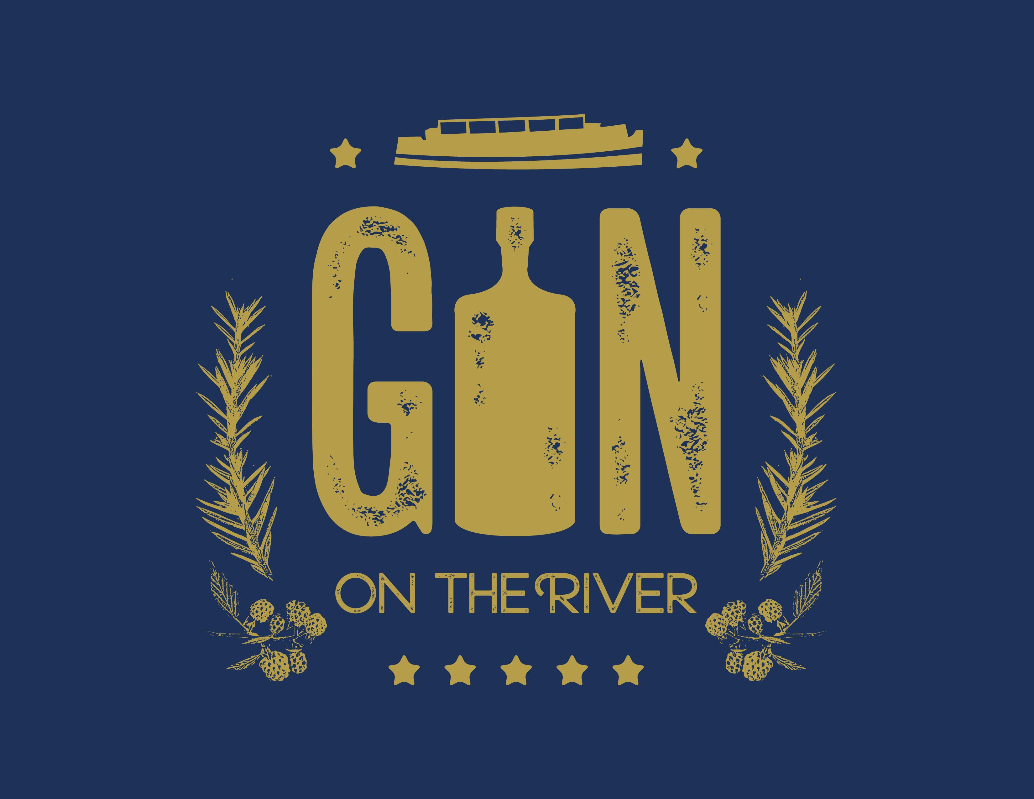 Gin on the River - 22nd September 12pm - 3pm