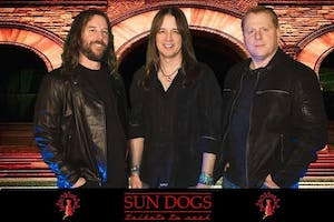 Sun Dogs: A tribute to Rush