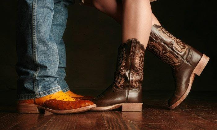 Free Country Two Step 2 Dance Lessons