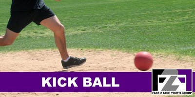 F2FYouthGroup: Kick Ball in the Park