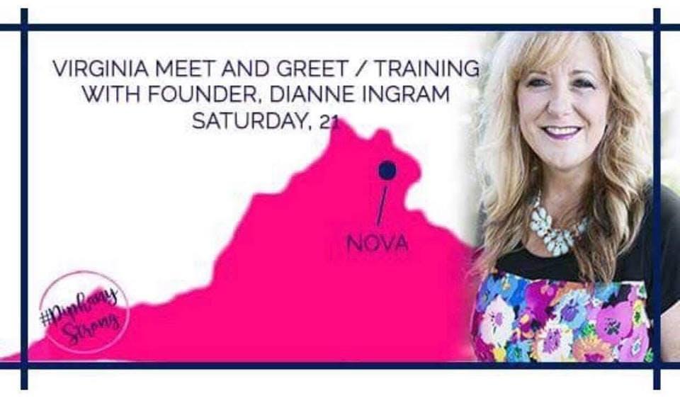 Virginia Meet and Greet with Dianne Ingram