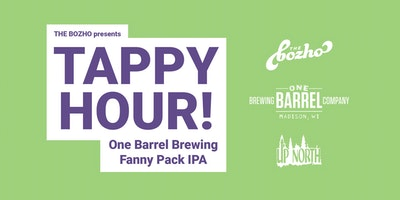 Tappy Hour: One Barrel Brewings Fanny Pack IPA