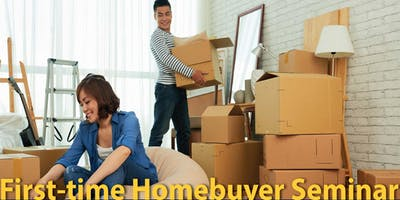 First Time Home Buyer Workshop- From Here to Home