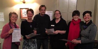 Ludlow Speakers meeting