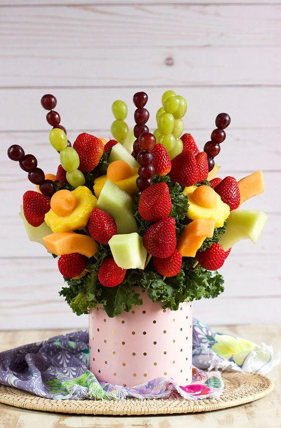 Fruit Bouquets for MOM! - 12 MAY 2018