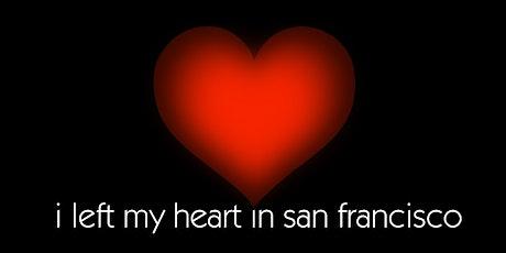 I Left My Heart In San Francisco tickets