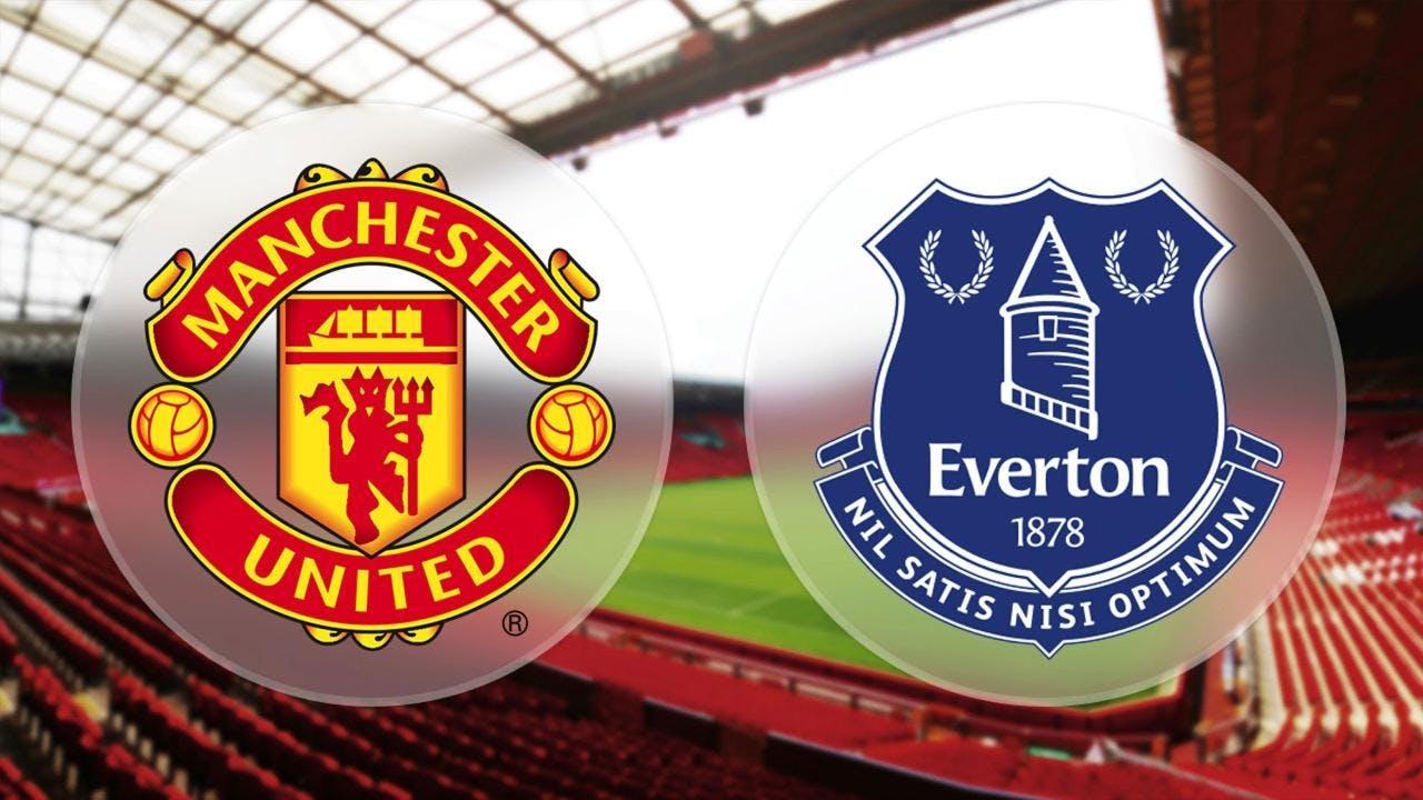 Manchester Utd V Everton U23's Club Trip